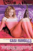 Almost Famous - Spanish Movie Poster (xs thumbnail)