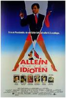 Fatal Instinct - German Movie Poster (xs thumbnail)