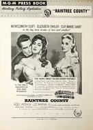 Raintree County - poster (xs thumbnail)