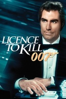 Licence To Kill - DVD movie cover (xs thumbnail)