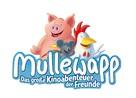 Mullewapp - Das große Kinoabenteuer der Freunde - German Movie Poster (xs thumbnail)