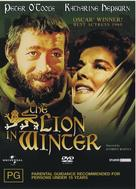 The Lion in Winter - Australian DVD movie cover (xs thumbnail)