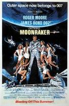 Moonraker - Advance poster (xs thumbnail)