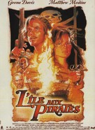 Cutthroat Island - French Movie Poster (xs thumbnail)
