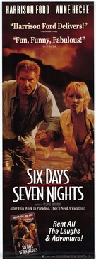 Six Days Seven Nights - Movie Poster (xs thumbnail)