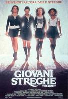 The Craft - Italian Movie Poster (xs thumbnail)