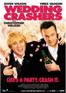 Wedding Crashers - Dutch Movie Poster (xs thumbnail)