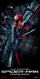 The Amazing Spider-Man - British Movie Poster (xs thumbnail)