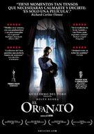 El orfanato - Uruguayan Movie Poster (xs thumbnail)