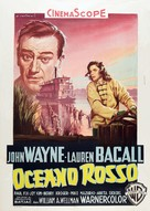 Blood Alley - Italian Movie Poster (xs thumbnail)