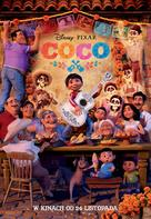 Coco - Polish Movie Poster (xs thumbnail)