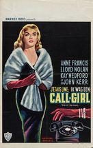 Girl of the Night - Belgian Movie Poster (xs thumbnail)