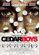 Cedar Boys - Australian Movie Poster (xs thumbnail)