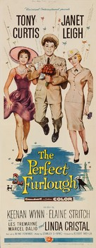 The Perfect Furlough - Movie Poster (xs thumbnail)