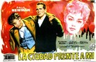 The Young Philadelphians - Spanish Movie Poster (xs thumbnail)