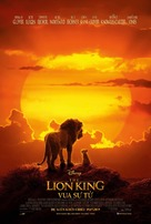 The Lion King - Vietnamese Movie Poster (xs thumbnail)