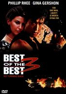 Best of the Best 3: No Turning Back - DVD movie cover (xs thumbnail)