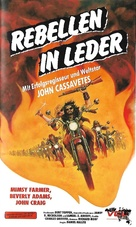 Devil's Angels - German VHS movie cover (xs thumbnail)