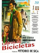 Ladri di biciclette - Spanish Blu-Ray movie cover (xs thumbnail)