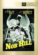 Nob Hill - DVD cover (xs thumbnail)