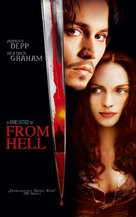From Hell - DVD cover (xs thumbnail)