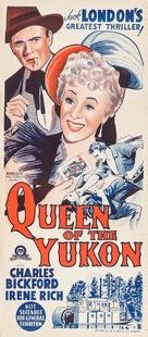 Queen of the Yukon - Australian Movie Poster (xs thumbnail)