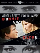 Bonnie and Clyde - DVD cover (xs thumbnail)