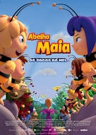 Maya the Bee: The Honey Games - Portuguese Movie Poster (xs thumbnail)