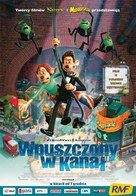 Flushed Away - Polish Movie Poster (xs thumbnail)
