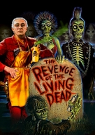 The Return of the Living Dead - DVD movie cover (xs thumbnail)