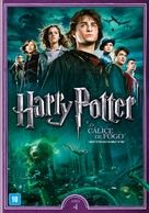 Harry Potter and the Goblet of Fire - Brazilian DVD movie cover (xs thumbnail)