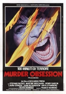 Murder obsession (Follia omicida) - Italian Movie Poster (xs thumbnail)