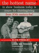 Love Me Tender - Movie Poster (xs thumbnail)