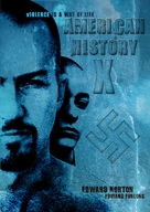 American History X - DVD cover (xs thumbnail)