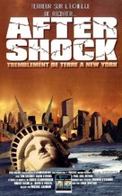 Aftershock: Earthquake in New York - French VHS movie cover (xs thumbnail)