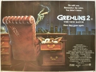 Gremlins 2: The New Batch - British Movie Poster (xs thumbnail)