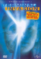 Terminal Invasion - German DVD movie cover (xs thumbnail)