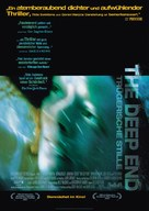 The Deep End - German Movie Poster (xs thumbnail)