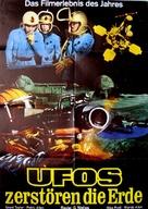 Yôsei Gorasu - German Movie Poster (xs thumbnail)