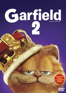 Garfield: A Tail of Two Kitties - Czech Movie Poster (xs thumbnail)