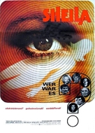 The Last of Sheila - German Movie Poster (xs thumbnail)