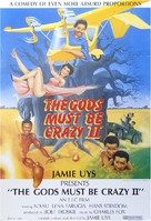 The Gods Must Be Crazy 2 - Movie Poster (xs thumbnail)
