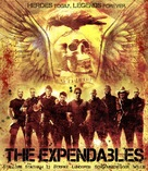 The Expendables - Blu-Ray movie cover (xs thumbnail)