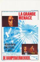 The Medusa Touch - Belgian Movie Poster (xs thumbnail)