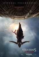 Assassin's Creed - Movie Poster (xs thumbnail)