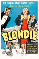 Blondie - Movie Poster (xs thumbnail)