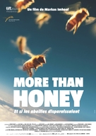 More Than Honey - Swiss Movie Poster (xs thumbnail)
