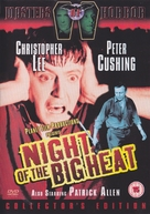 Night of the Big Heat - British DVD cover (xs thumbnail)