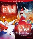 L'apprenti Père Noël et le flocon magique - French Blu-Ray cover (xs thumbnail)