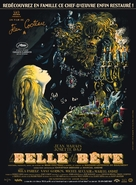 La belle et la bête - French Re-release poster (xs thumbnail)
